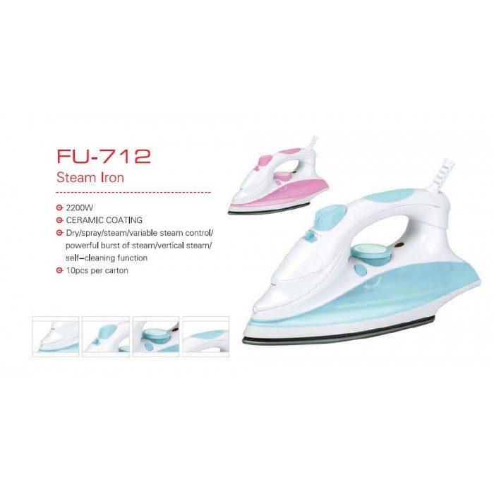 FU 712 700x700 700x700 - اتو بخار فوما مدل FU-712