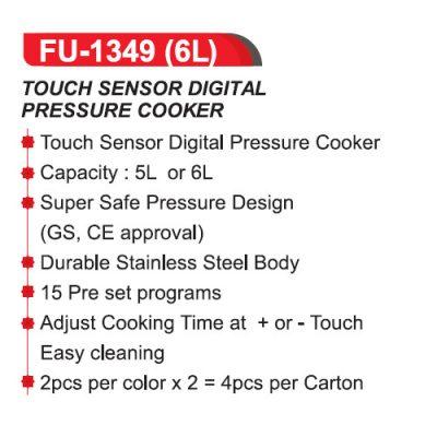 fu 1349 - پلوپز فوما مدل Fu-1349