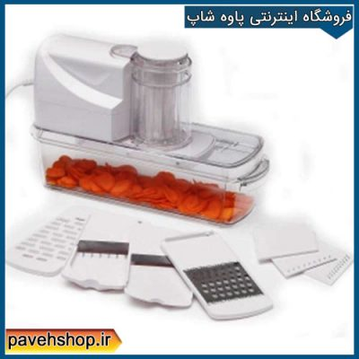 FU 751 2 - رنده برقی 16 کاره فوما FUMA ELECTRIC SLICER FU-751
