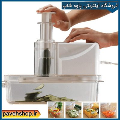 FU 751 3 - رنده برقی 16 کاره فوما FUMA ELECTRIC SLICER FU-751