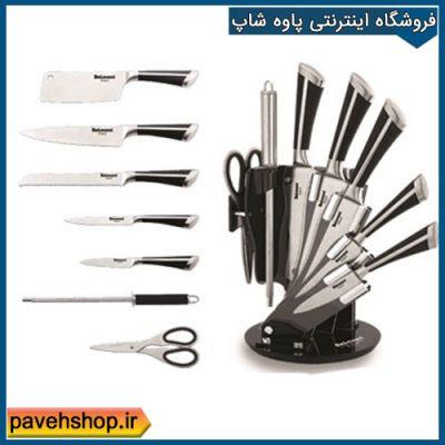 سری چاقوی آشپزخانه بلوم لایف مدل bl-k288