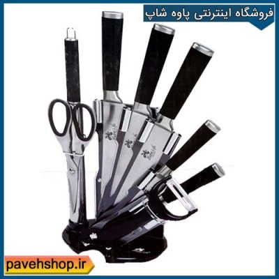 سری چاقوی آشپزخانه بلوم لایف مدل bl-k289