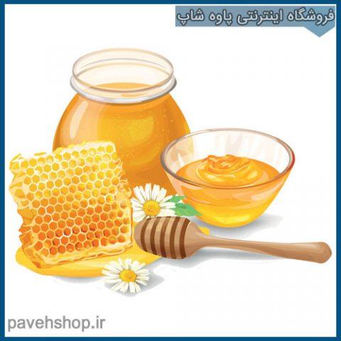 عسل طبیعی و ارگانیک کوه های کردستان