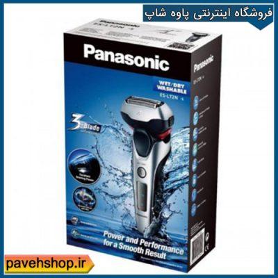 تراش پاناسونیک ژاپن مدل Panasonic ES LT2N s - ریش تراش پاناسونیک ژاپن مدل Panasonic ES-LT2N-s