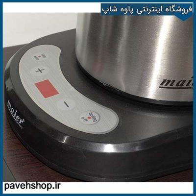 mr 2015 3 - چای ساز برقی مایر مدل MR-2015