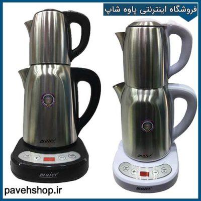mr 2015 5 - چای ساز برقی مایر مدل MR-2015