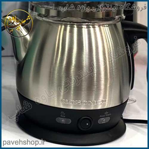 چای ساز گوسونیک مدل gst-759