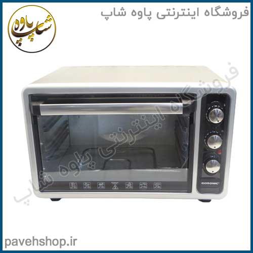 خرید و دریافت مشخصات آون توستر گوسونیک مدل GEO-242 دارای 18 ماه ضمانت Electric Oven Gosonic GEO-242