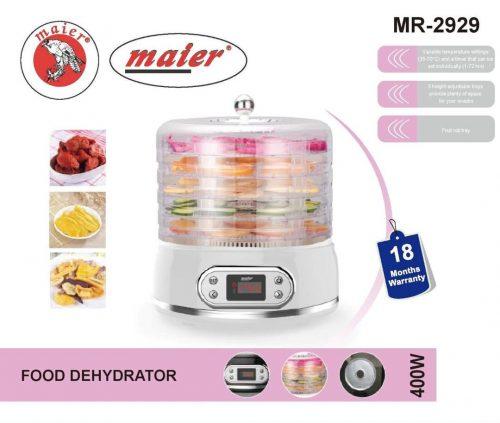 میوه خشک کن مایر مدل MR-2929